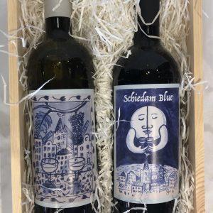 Relatie geschenk Duo Wijnen